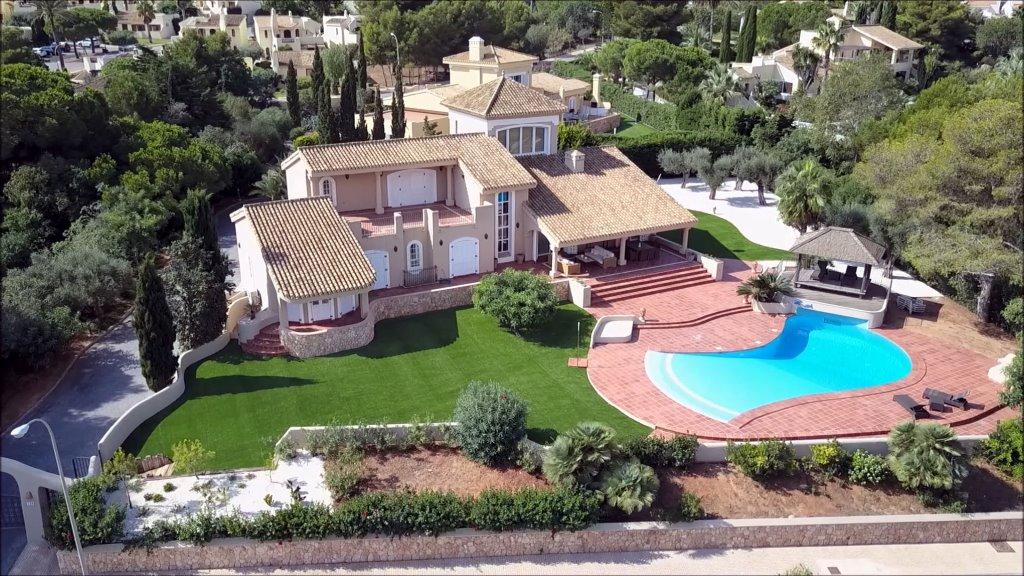 Villa 138 - Foto con Dron - 02.11.2017